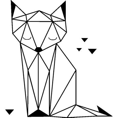 les jeux de fille de cuisine gratuit sticker renard assis en origami 2