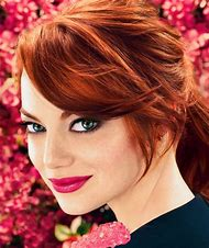 Emma Stone Red Hair Color