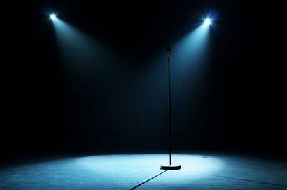 Stage Microphone Comedy Mic Speaking Staging Performing
