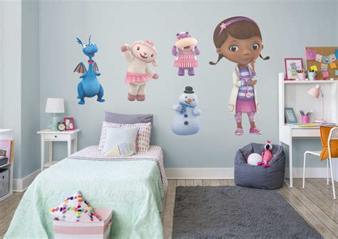 Doc Mcstuffins Collection Wall Decal  Shop Fathead® For