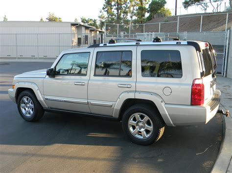 jeep limited 2006 2006 jeep commander trim information cargurus