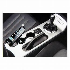 Chargeur Voiture Iphone : chargeur voiture avec support int gr pour iphone iphony ~ Dallasstarsshop.com Idées de Décoration