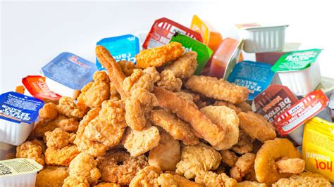 Ranking America's Fast-Food Chicken Nuggets - Eater