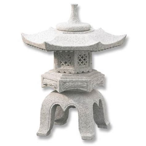 ou acheter des lanternes volantes lanterne japonaise en granit rokakuyukimi h056 vente lanterne japonaise en granit