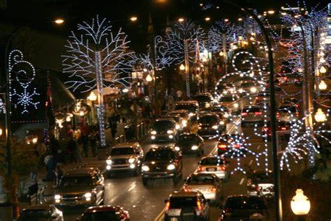 Gatlinburg Lights by Gatlinburg Gatlinburg Winter Magic Trolley Ride Of Lights