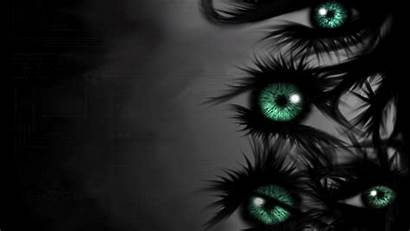 Abstract Darkness Dark Eyes Eye Background Wallpapers