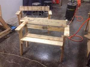 Woodworking Classes Chicago - Rustic Pallet Furniture Dabble