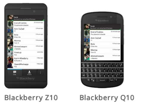 openwhatsapp now available for blackberry 10