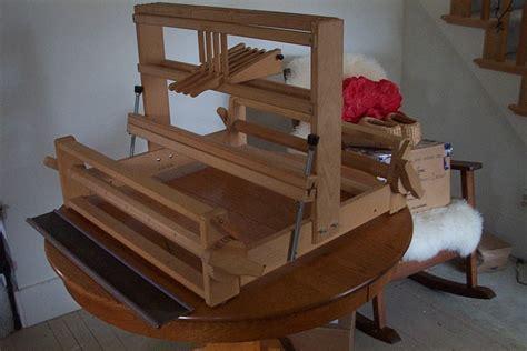 wood woodworking plans rigid heddle loom  plans