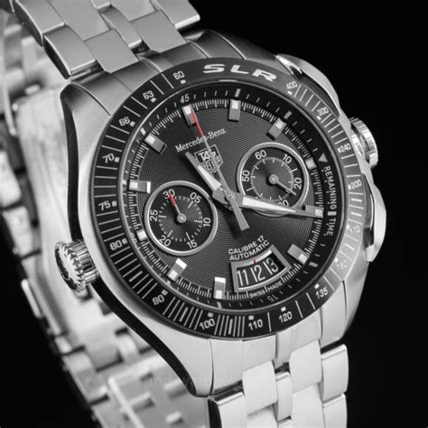 Watch list expand watch list. TAG Heuer SLR for Mercedes-Benz Limited Edition of 3.500 pieces Ref.: CAG2111.BAO253 - 45mm - MD ...
