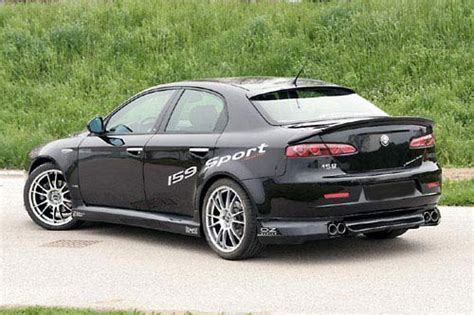 Cadamuro Alfa 159 Side Skirts  Alfa Romeo Shop Tuning