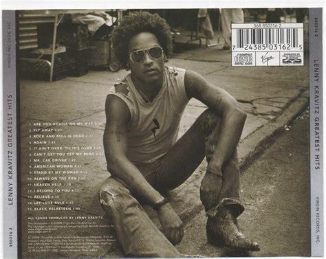 Best Lenny Kravitz Album Lenny Kravitz Greatest Hits 2000 Suncouchurch