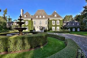 Passion For Luxury : French Château-Style Mansion In