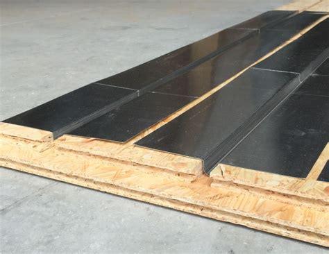 plancher chauffant sec mince rafra 238 chissant caleosol