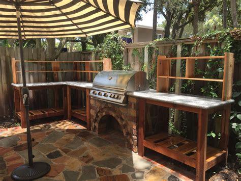 Outdoor Kitchens In Jacksonville, Fl  Senior Citizen