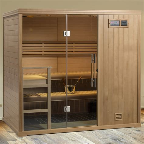 Seattle Traditional Sauna Store & Sales   Olympic Hot Tub