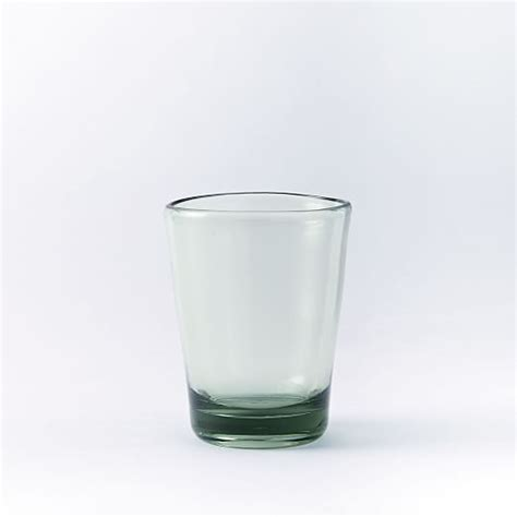 Acrylic Barware by Acrylic Drinkware Recycled Green Set Of 4 West Elm