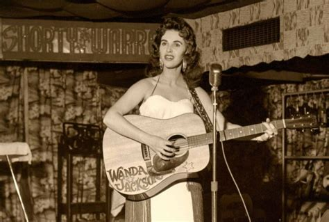 A Spry Wanda Jackson And Our Friends