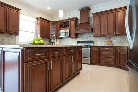 signature chocolate ready  assemble kitchen cabinets