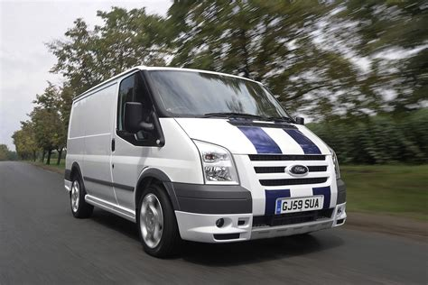 Ford Transit Review by Ford Transit Review 2006 2013 Parkers