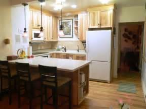 8 X 10 U Shaped Kitchen Design