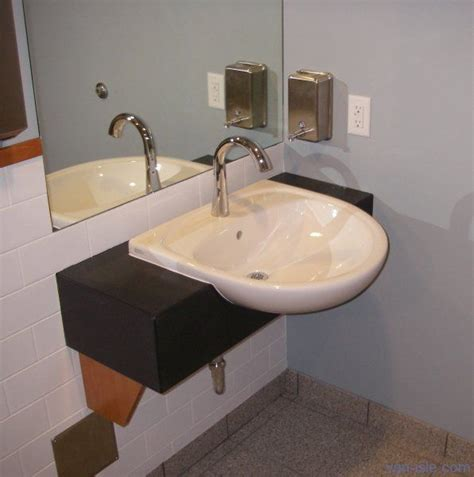 Handicapped Bathroom Sinks handicapped accessories for the bathroom my web value