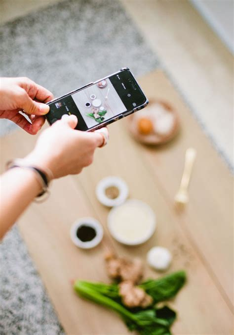 » Class Alert: Mobile Photography and Food Styling this