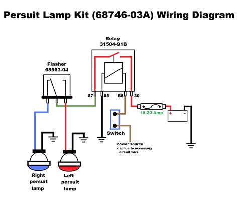 Simple Headlight Relay Wiring by 2 Pin Flasher Relay Wiring Diagram Wiring Diagram Schemes