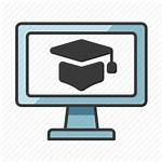 Learning Computer Lesson Icon Education Icons Nepal