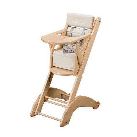 chaises haute chaise haute twenty one evo bois de combelle chaises