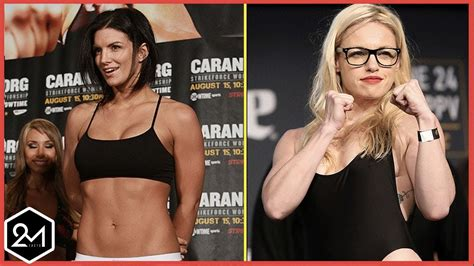 Top 10 Mma Female Fighters That Are Too Hot To Handle
