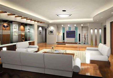 contoh interior rumah mewah gambar desain rumah