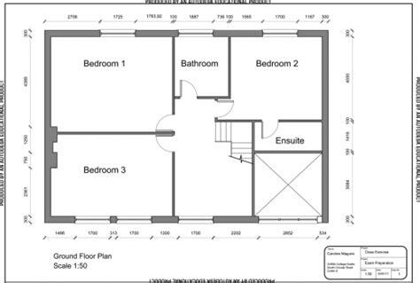 stunning autocad  floor plan tutorial  floorplan