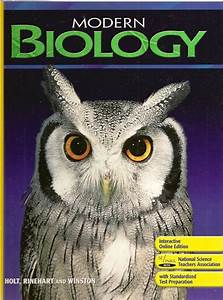 Curran  Thomas    Modern Biology Text Pages For Mp1