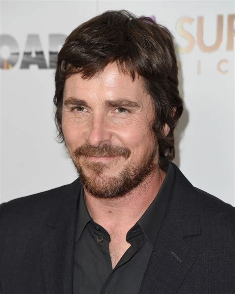 Christian Bale Appeared The Toronto Film Festival