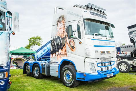 Truckfest Peterborough 2017 Trucking
