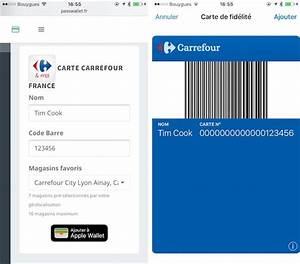 Pass Fr Espace Client Carte Pass : carte de fidelite carrefour code ~ Dailycaller-alerts.com Idées de Décoration
