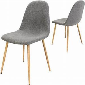 Stühle Mit Stoffbezug : 4x design stuhl mit stoffbezug dunkelgrau esszimmerst hle st hle designerstuhl k chenst hle ~ Markanthonyermac.com Haus und Dekorationen