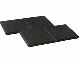 Beton Pigmente Hornbach : beton terrassenplatte istone premium basalt schwarz 40x40x4cm bei hornbach kaufen ~ Buech-reservation.com Haus und Dekorationen