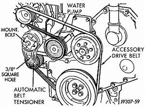 1997 Dodge Ram 2500 Serpentine Belt Diagram