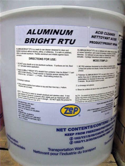 Aluminum Bright RTU   Soap Stop