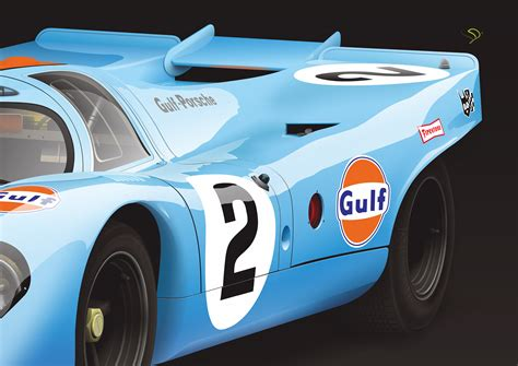 porsche 917 art porsche 917k back by johnson6277 on deviantart