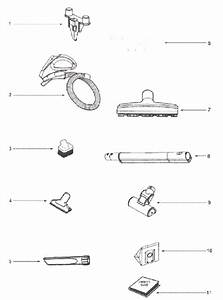 Electrolux El6989a Parts List And Diagram   Ereplacementparts Com