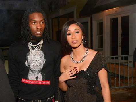 cardi b got rich they upset offset was trending on twitter for all the wrong reasons