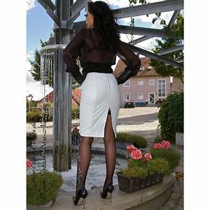 Leather Skirt Ds-105   Crazy-outfits