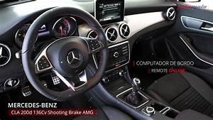 Mercedes Benz Cla 180 Shooting Brake : mercedes benz cla 180d shooting brake urban gps x non ~ Jslefanu.com Haus und Dekorationen