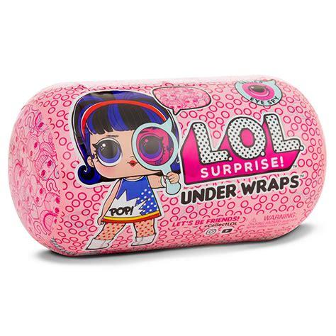 lol surprise  wraps doll lol surprise prima toys