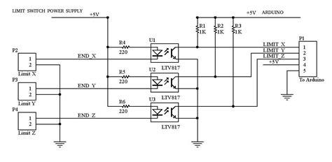 Wiring Limit Switches Gnea Grbl Wiki Github