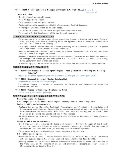 photo lab manager resume cv resume f b pro