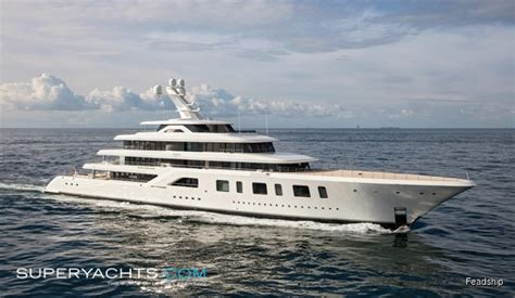 Yacht Aquarius by Aquarius Feadship Motor Yacht Superyachts